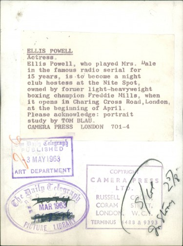 Ellis Powell