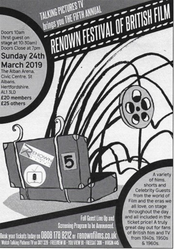 Renown Film Festival - March 2019