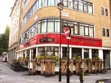 Stags Head London W1W 6XW