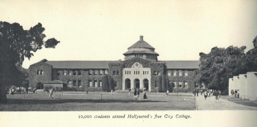 Hollywood's City College