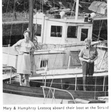 Humphrey and Mary Lestocq