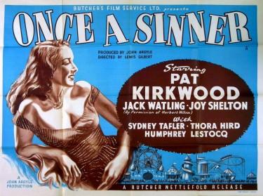 Once a Sinner 1950