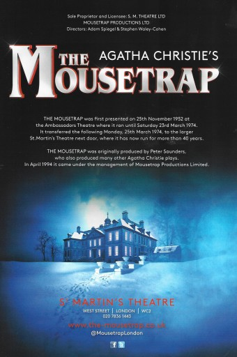 The Mousetrap 5