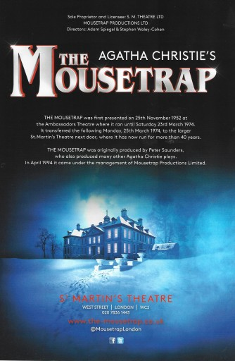 The Mousetrap 6