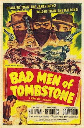 Bad Men of Tombstone 1949 2