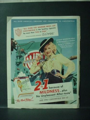 Carson City 1952