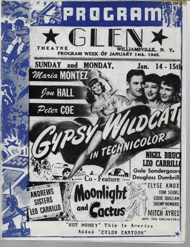 Gypsy Wildcat Double Feature