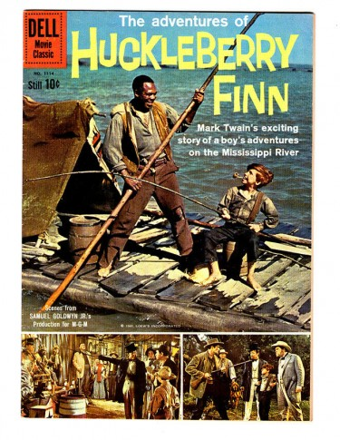 Huckleberry Finn 1960 2