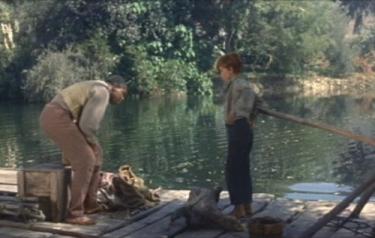 Huckleberry Finn 1960 4