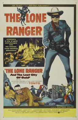 The Lone Ranger and the Lost City of Gold 1958