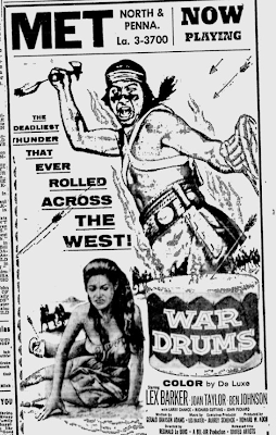 War Drums 1957 2