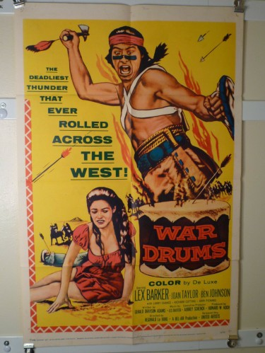 War Drums 1957