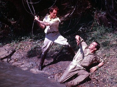 Duel In The Jungle 1954 A