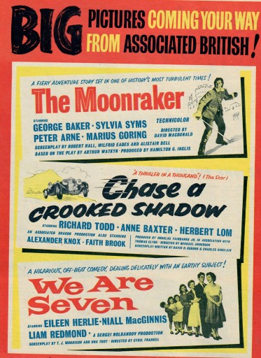 Film Release News 1958 A