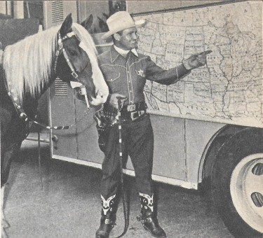 Gene Autry and Champion