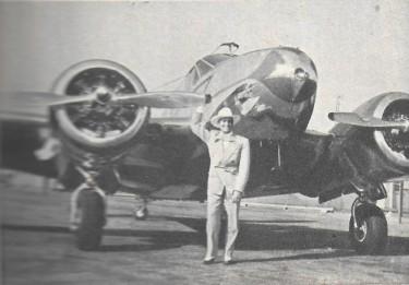 Gene Autry's Plane