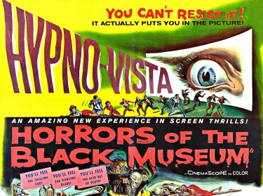 Horros of the Black Museum B