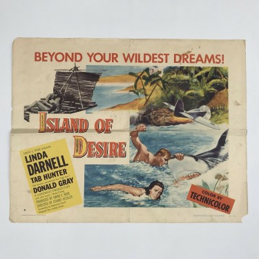 Island of Desire 1952