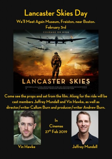 Lancaster Skies 2019 2