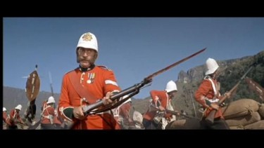 Nigel Green in Zulu 1964