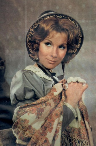 Vanity Fair 1967 Susan Hampshire