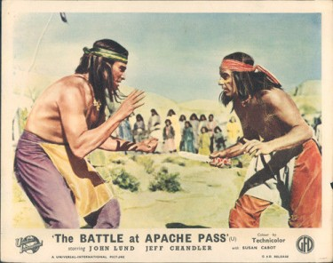 Battle at Apache Pass 1