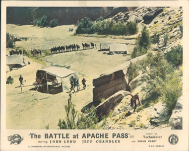 Battle at Apache Pass 2
