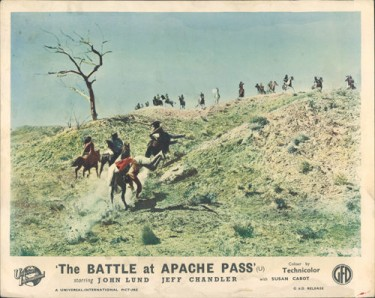 Battle at Apache Pass 4