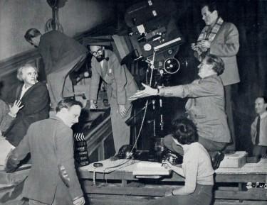 Filming Scrooge 1951