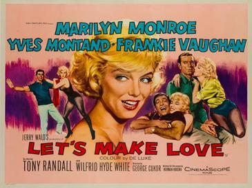 Frankie Vaughan with Marilyn