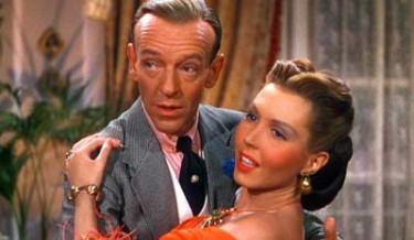 Fred Astaire and Ann Miller