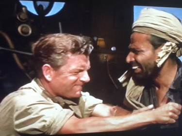 Kenneth More and I.S. Johar
