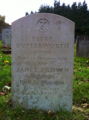 Peter Butterworth 6