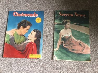 Two Film Magazines