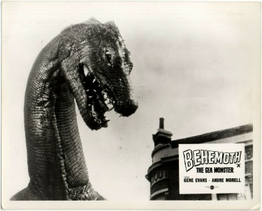 Behemoth The Sea Monster 1959 2