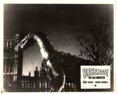 Behemoth The Sea Monster 1959 3