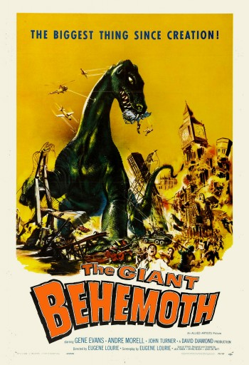 Behemoth The Sea Monster 1959 4