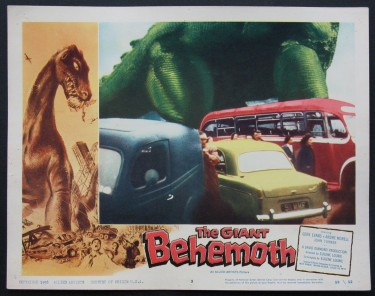 Behemoth The Sea Monster 1959 5