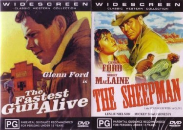 Double Bill Westerns