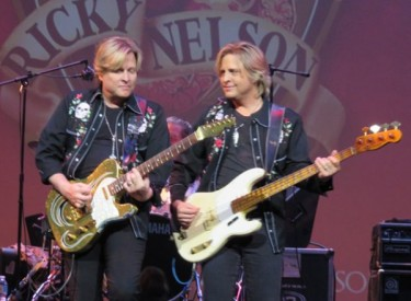 Gunnar and Matthew Nelson