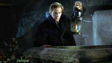 Michael Gough in Dracula