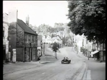 Dick Barton in Haslemere