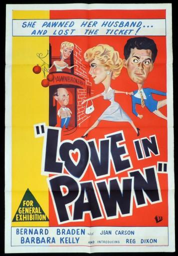 Love in Pawn - Barbara Kelly 2