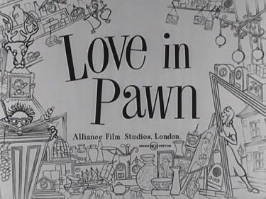 Love in Pawn - Barbara Kelly 3