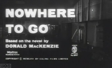Nowhere to Go 1958 8