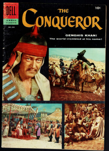 The Conquerer 1956 6