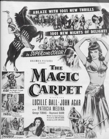 The Magic Carpet 1951 3