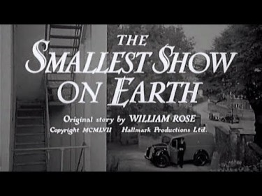 The Smallest Show on Earth 1957 4