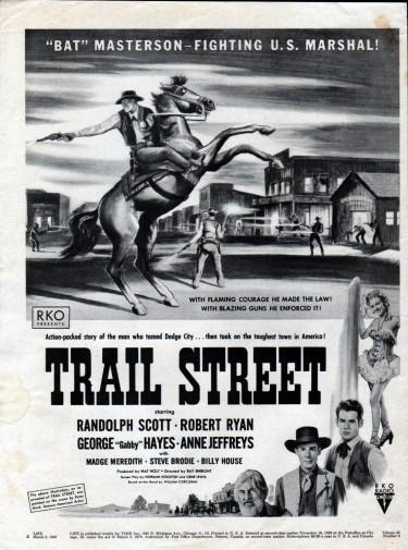 Trail Street 1947