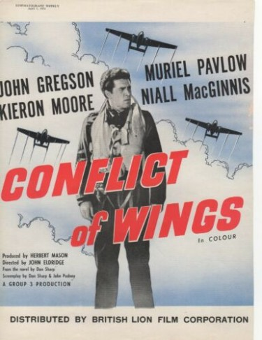Conflict of Wings 1955 5